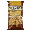 Snyder's of Hanover Pretzels Braided Twists Honey Wheat