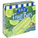Dreyer's/Edy's Fruit Bars Lime - 6 ct
