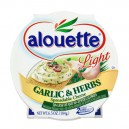 Alouette Cheese Spread Light Garlic & Herbs