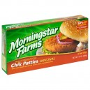 MorningStar Farms Chik Patties Original - 4 ct Frozen