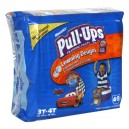 Huggies Pull-Ups Training Pants Learning Designs 3T-4T Boy - 32-40 lbs
