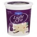 Dannon Light & Fit Yogurt Vanilla 0% Fat