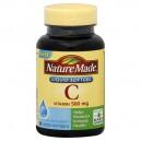 Nature Made Vitamin C 500 mg Liquid Softgels