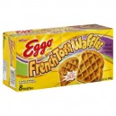 Kellogg's Eggo Waffles French Toast - 8 ct