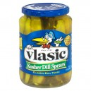 Vlasic Pickles Kosher Dill Spears