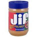 Jif Peanut Butter Extra Crunchy