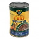 Health Valley Vegetarian Chili Mild Three Bean 99% Fat Free