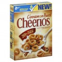 General Mills Cheerios Cereal Cinnamon Burst