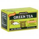 Bigelow Green Tea Bags Naturally Decaffeinated