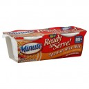 Minute Ready to Serve Rice Spanish Fully Cooked - 2 pk