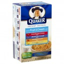 Quaker Instant Oatmeal Fruit & Cream Variety - 10 ct