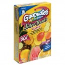 Gerber Graduates for Preschoolers Juice Treats Tropical - 6 ct