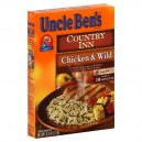 Uncle Ben's Country Inn Rice Chicken & Wild Rice