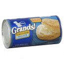 Pillsbury Grands! Biscuits Buttermilk Flaky Layers - 8 ct