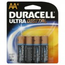 Duracell Ultra Alkaline Batteries Size AA