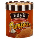 Dreyer's/Edy's Limited Edition Frozen Dairy Dessert Pumpkin