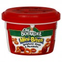Chef Boyardee Microwave Spaghetti Rings & Meat Balls
