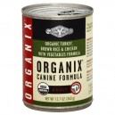 Castor & Pollux Organix Wet Dog Food Turkey, Brown Rice & Chicken