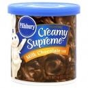 Pillsbury Creamy Supreme Frosting Milk Chocolate