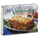 Amy's Lasagna Vegetable Organic
