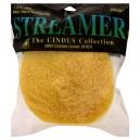 The Cindus Collection Streamer Crepe Princess Yellow 81 Feet
