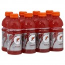 Gatorade Thirst Quencher Fruit Punch - 8 pk