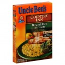 Uncle Ben's Country Inn Rice Broccoli Au Gratin