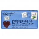 Chocolove Chocolate Bar Dark Peppermint 55% Cocoa Content