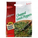 Pictsweet Peppers Green Chopped