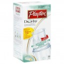 Playtex Drop-Ins Systems Pre-Sterile Disposable Bottle Liners 8-10 oz