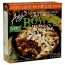Amy's Bowls Mexican Casserole Light In Sodium Organic