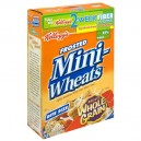 Kellogg's Mini Wheats Cereal Frosted Bite Size