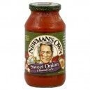 Newman's Own Pasta Sauce Sweet Onion & Roasted Garlic