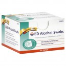 B-D Alcohol Swabs