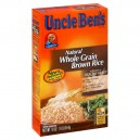 Uncle Ben's Rice Brown Whole Grain