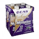 EAS Myoplex Original Dietary Protein Supplement RTD French Vanilla - 4 pk