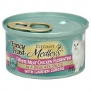 Fancy Feast Elegant Medleys Wet Cat Food Chicken Florentine
