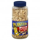 Planters Peanuts Dry Roasted Unsalted