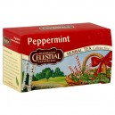 Celestial Seasonings Peppermint Herbal Tea Bags Caffeine Free