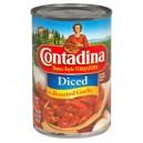 Contadina Recipe Ready Tomatoes Diced with Roasted Garlic