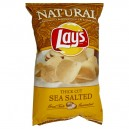 Lay's Natural Potato Chips Sea Salted Thick Cut