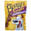 Purina Beggin' Strips Dog Treats Original Bacon