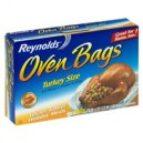 Reynolds Oven Bags Turkey Size 19 X 23 1/2 Inch