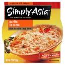 Simply Asia Rice Noodle Soup Bowl Garlic Sesame