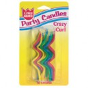 Cake Mate Birthday Candles Crazy Curls