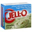 Jell-O Instant Pudding & Pie Filling Pistachio Fat Free Sugar Free