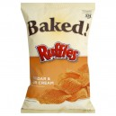 Ruffles Baked Potato Crisps Cheddar & Sour Cream
