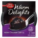 Betty Crocker Warm Delights Cake Mix Molten Chocolate Microwaveable
