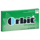 Wrigley's Orbit Gum Spearmint Sugar Free Single Pack