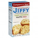 Jiffy Muffin Mix Apple Cinnamon